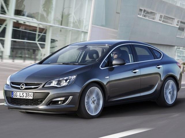 Opel Astra Седан в Ростове-на-Дону