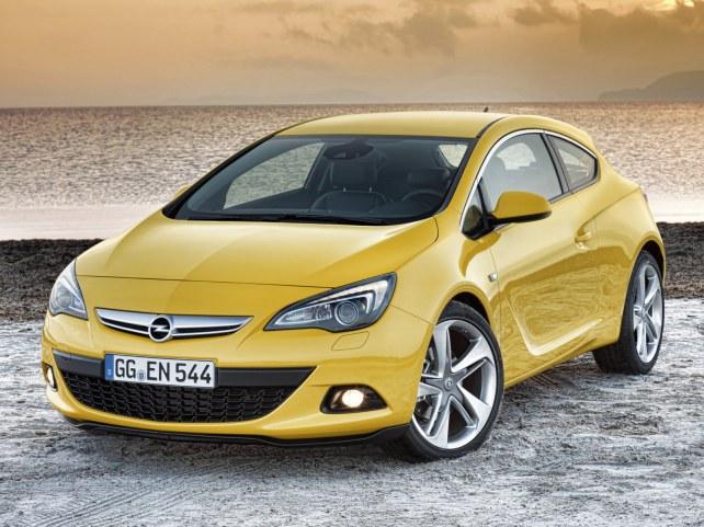 Opel Astra Хэтчбек 3-дв. в Сургуте