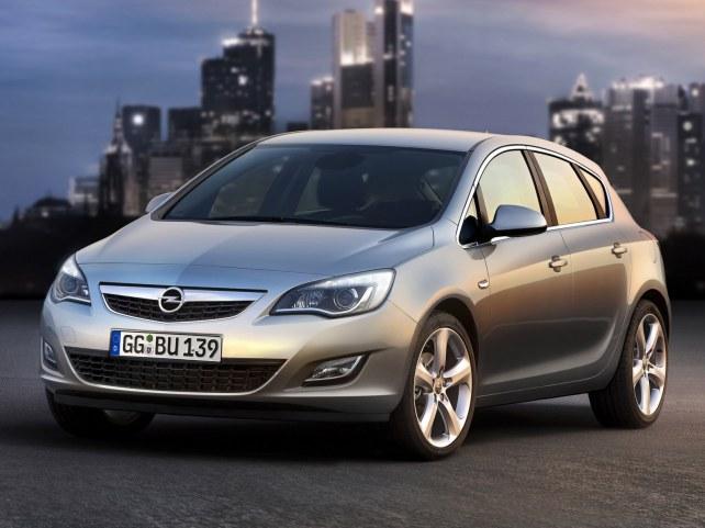 Opel Astra Хэтчбек 5-дв. в Москве