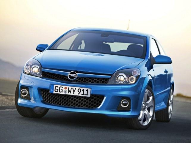Opel Astra OPC в Москве