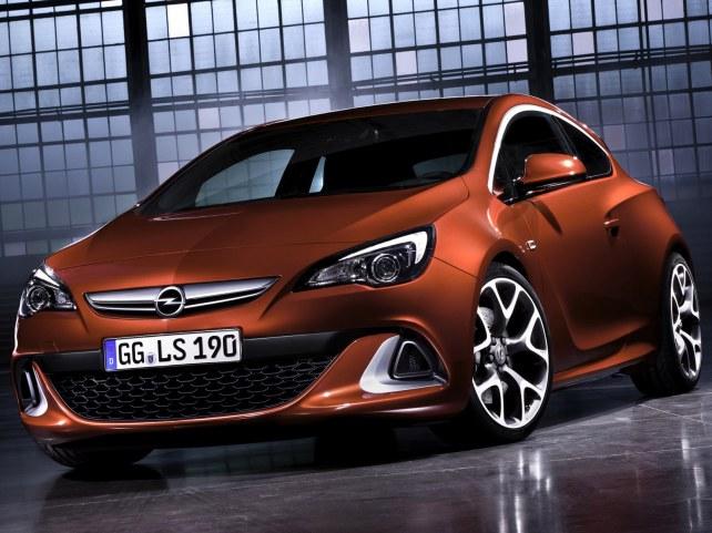 Opel Astra OPC в Сургуте