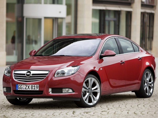 Opel Insignia седан в Москве