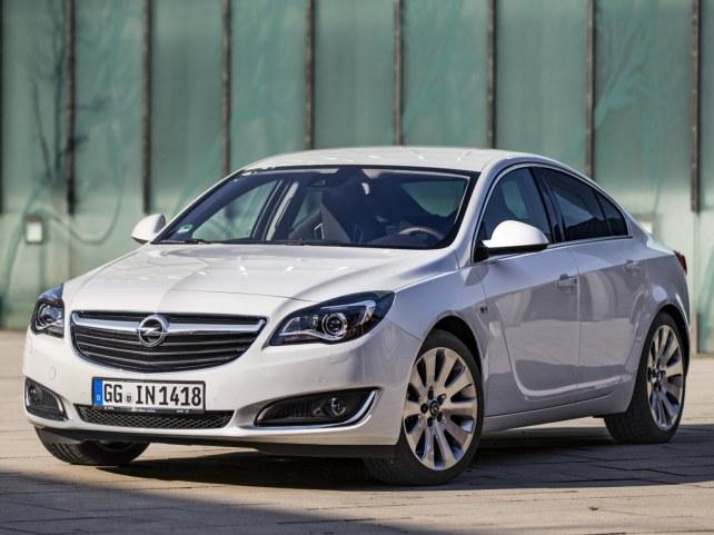 Opel Insignia Седан в Воронеже