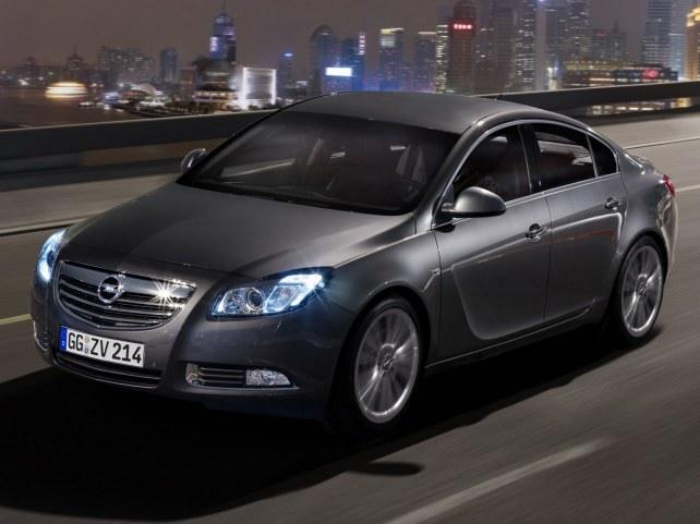 Opel Insignia хэтчбек в Ростове-на-Дону