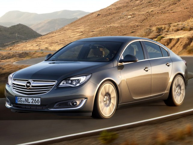 Opel Insignia Хэтчбек 5-дв. в Ростове-на-Дону