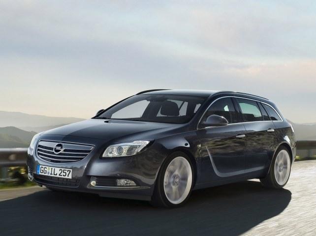 Opel Insignia универсал в Ростове-на-Дону