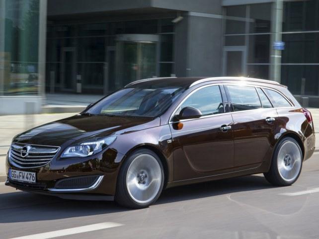 Opel Insignia Универсал в Москве