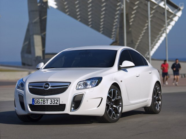 Opel Insignia OPC Седан в Набережных Челнах