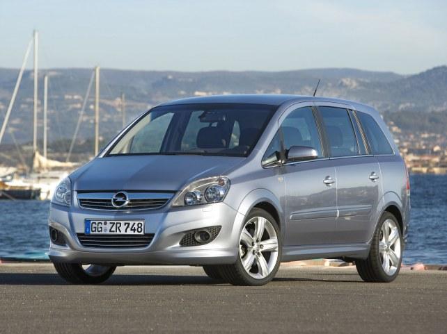 Opel Zafira в Ростове-на-Дону