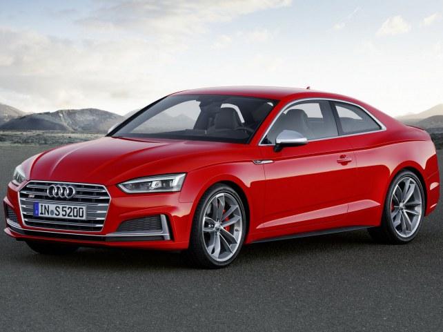 Audi S5 Купе в Воронеже
