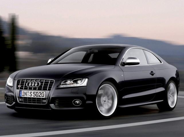 Audi S5 купе в Москве
