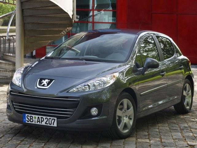 Peugeot 207 хэтчбек 5-дв. в Москве