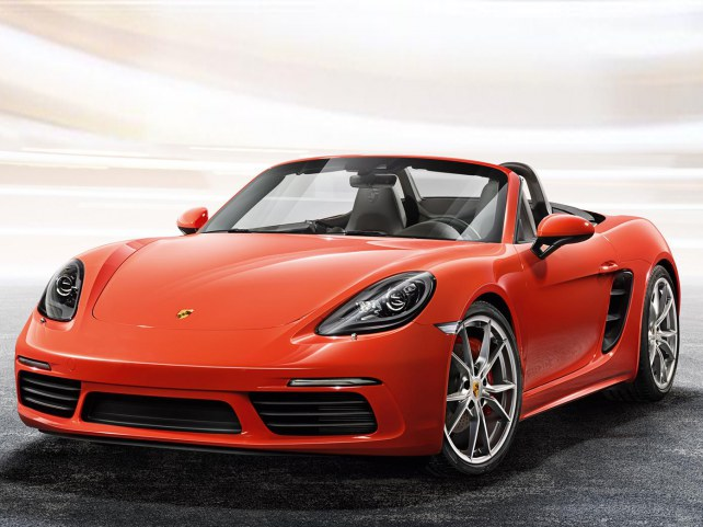 Porsche 718 Boxster в Воронеже