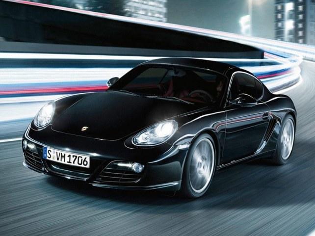 Porsche Cayman в Москве