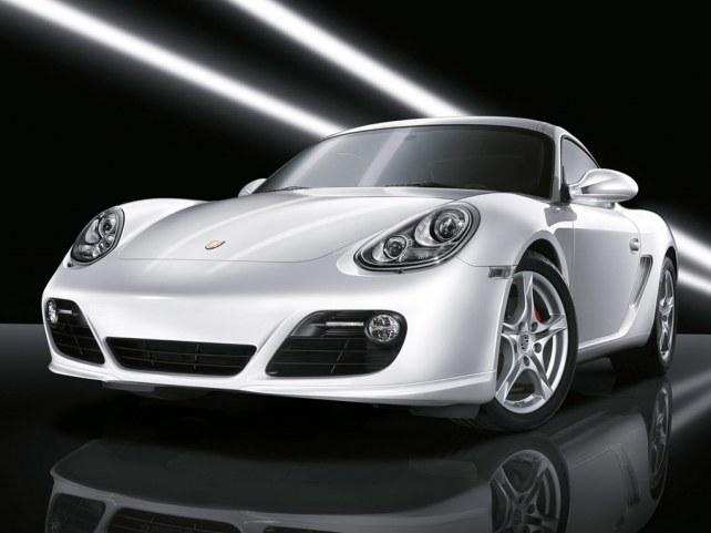 Porsche Cayman S в Москве