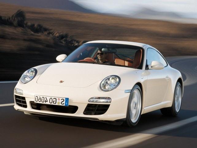 Porsche 911 Carrera Купе в Москве