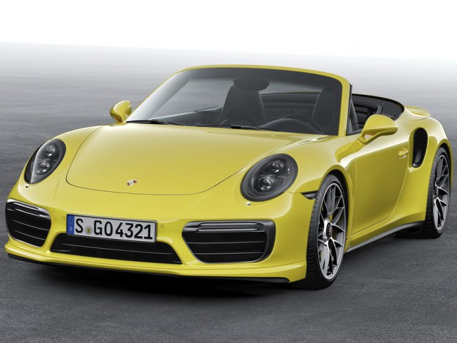 Porsche 911 Carrera Кабриолет в Набережных Челнах