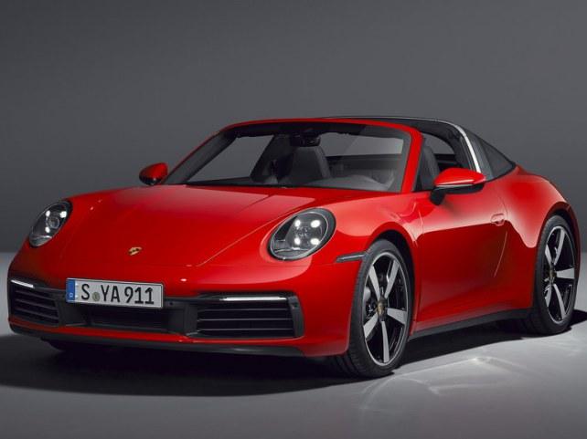 Porsche 911 Carrera кабриолет в Москве