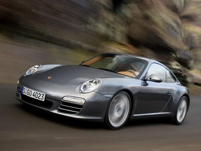 Porsche 911 Carrera 4 Купе в Тюмени