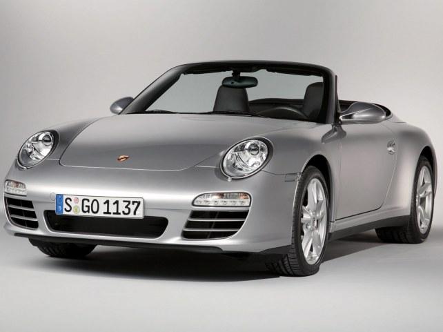 Porsche 911 Carrera 4 Кабриолет в Воронеже