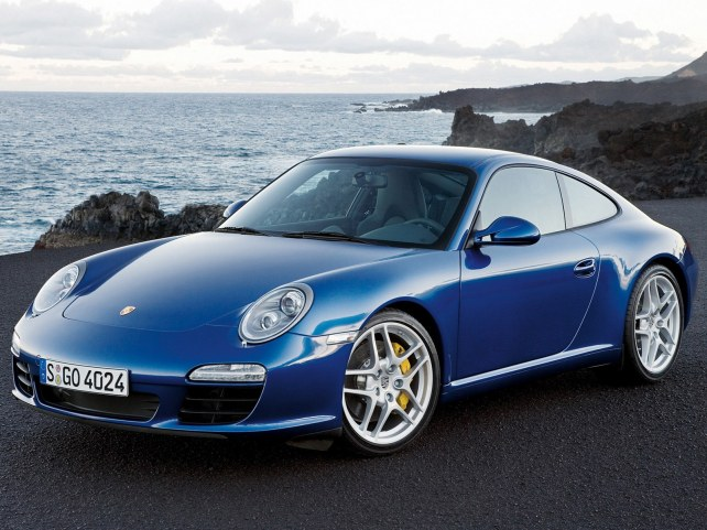 Porsche 911 Carrera S Купе в Москве