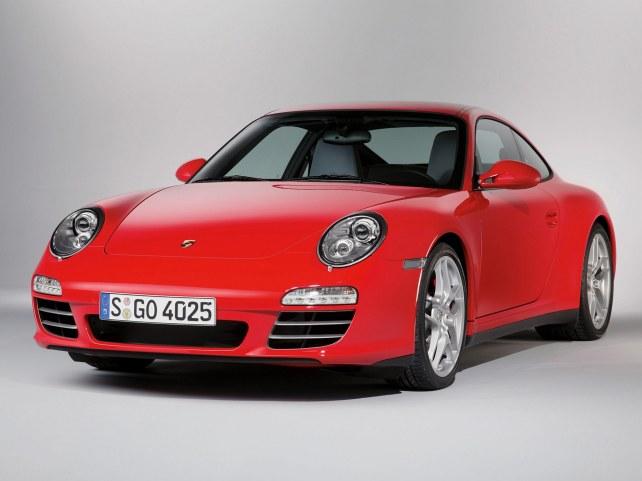 Porsche 911 Carrera 4S Купе в Москве