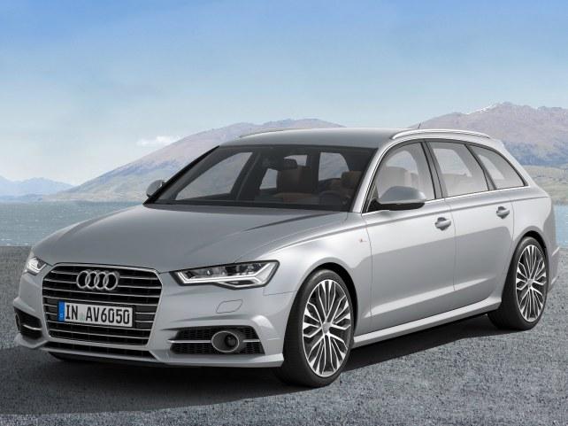 Audi A6 Универсал в Ростове-на-Дону