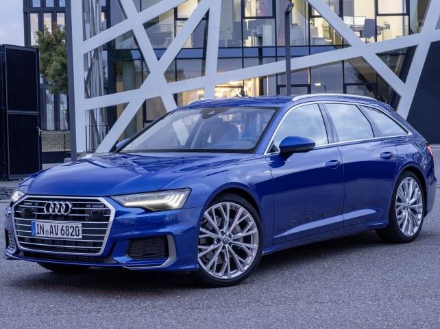 Audi A6 универсал в Липецке