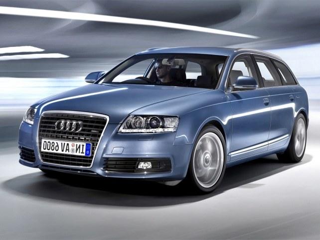 Audi Avant универсал в Москве