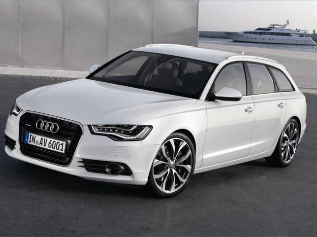 Audi A6 Универсал в Москве
