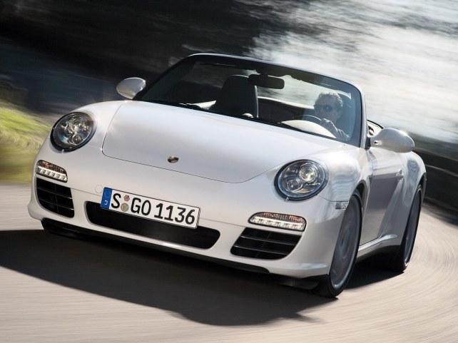 Porsche 911 Carrera 4S Кабриолет в Набережных Челнах