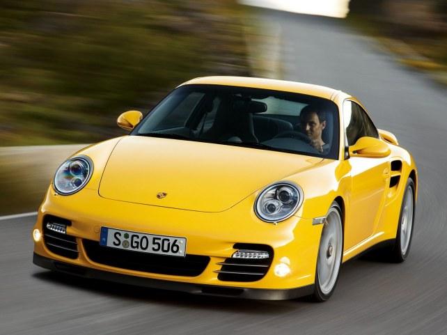 Porsche 911 Turbo Купе в Набережных Челнах