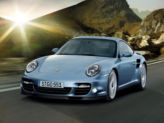 Porsche 911 Turbo S Купе в Москве