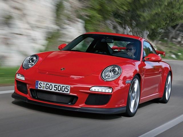 Porsche 911 GT3 Купе в Тюмени