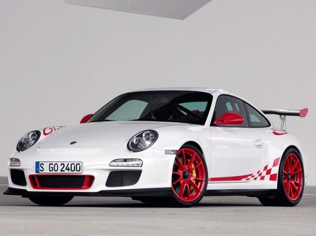 Porsche 911 GT3 RS Купе в Тюмени