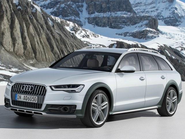 Audi A6 Allroad в Сочи