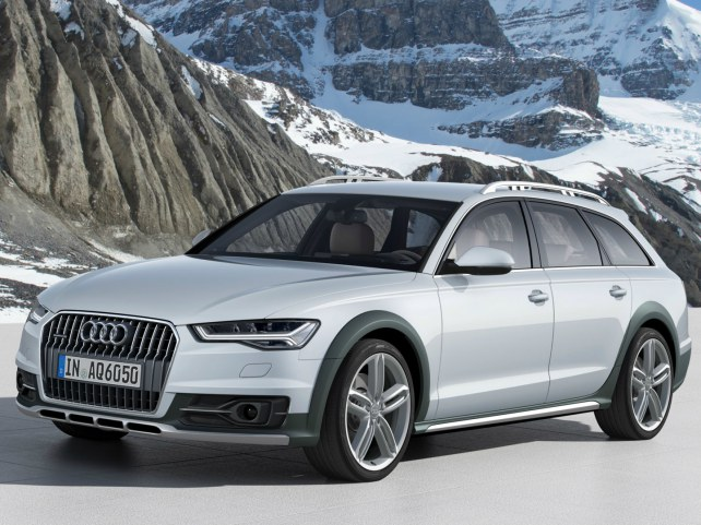 Audi A6 Allroad в Ростове-на-Дону