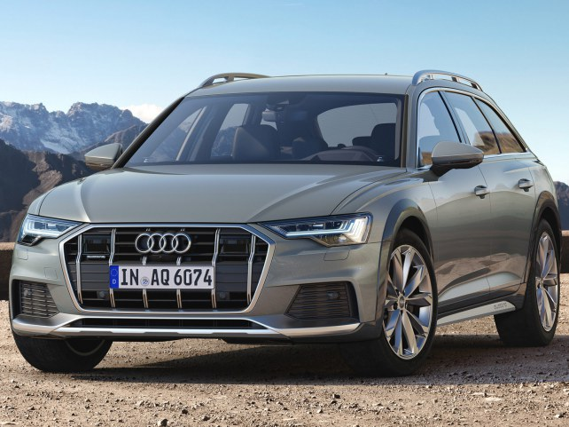 Audi A6 Allroad в Воронеже