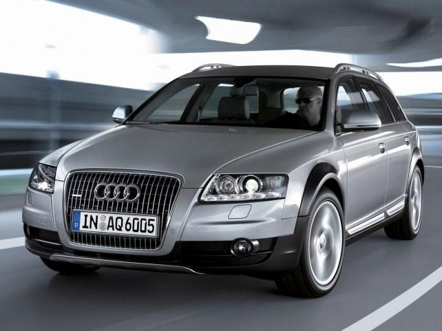 Audi A6 Allroad универсал в Москве