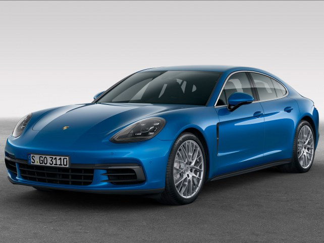 Porsche Panamera в Воронеже