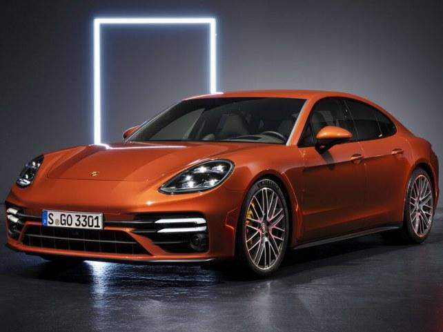 Porsche Panamera хэтчбек 5-дв. в Москве