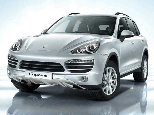 Porsche Cayenne в Москве