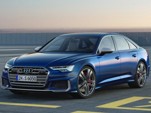 Audi S6 седан в Кемерово