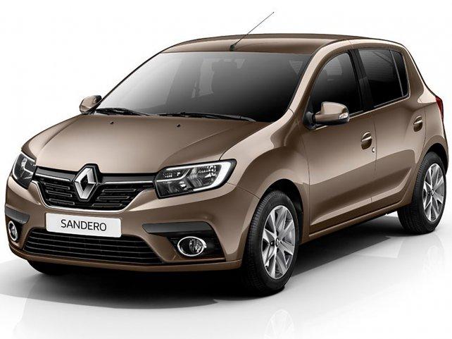 Renault Sandero в Москве