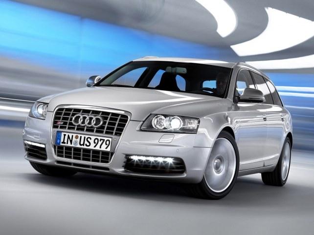 Audi S6 Avant в Москве