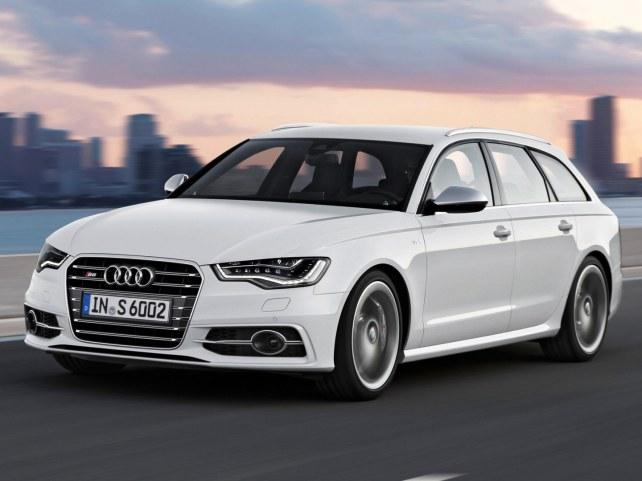 Audi S6 Avant Универсал в Москве