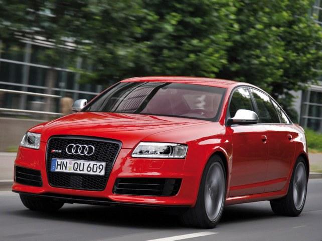 Audi RS6 Седан в Москве