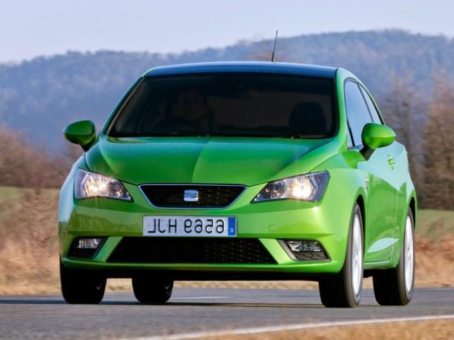 SEAT Ibiza SC Хэтчбек 3-дв. в Москве