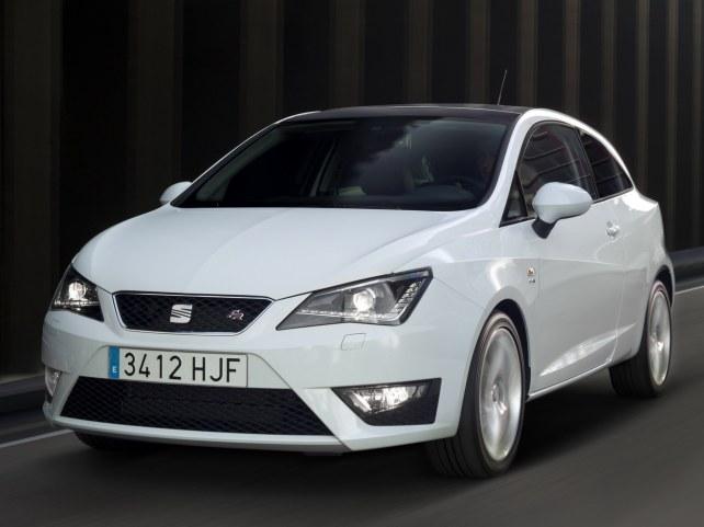 SEAT Ibiza SC FR Хэтчбек 3-дв. в Москве