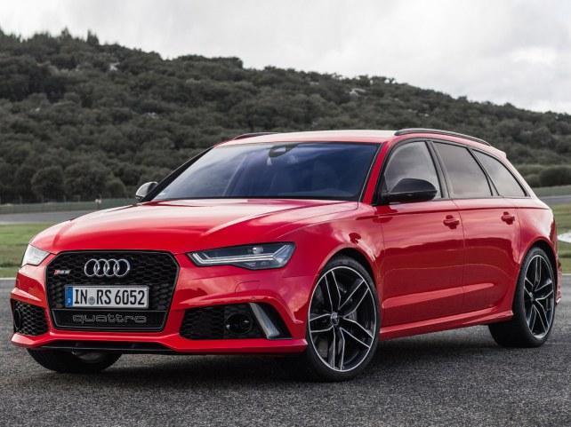 Audi RS6 Универсал в Москве